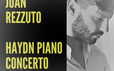 Haydn Piano Concerto in London by Juan Rezzuto