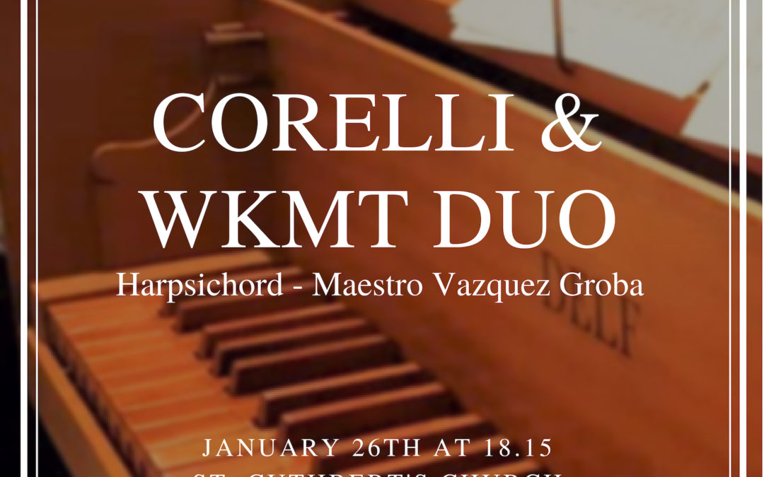 Harpsichord Concert in London